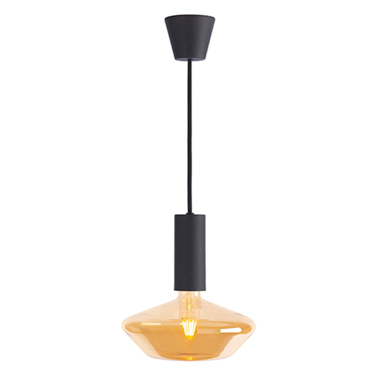 Picture of SylCone Retro Pendant Black Retro DC200