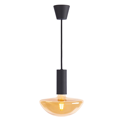 Picture of SylCone Retro Pendant Black GX200