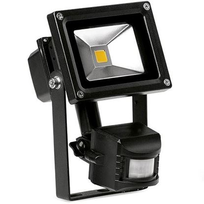 Picture of HeliusPIR Adjustable IP65 LED Floodlight With PIR Sensor