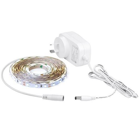 Picture of 5m 12V Single Colour Cuttable LED Strip Kit