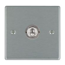 Picture of Hartland SS/BL 1 Gang 10AX Push To Make Retractive Dolly Switch