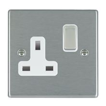 Picture of Hartland SS/WH 1 Gang 13A Switched Socket