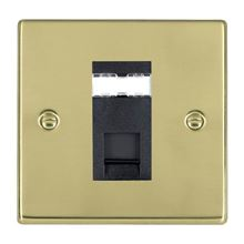 Picture of Hartland PB/BL 1G RJ12 Outlet Outlet
