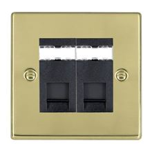 Picture of Hartland PB/BL 2G RJ12 Outlet Outlet
