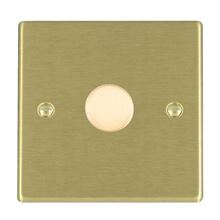 Picture of Hartland SB/BL 4 Gang 2 WAY 400W (Max Wattage per Gang is 300W) Resistive Dimmer