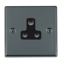 Picture of Hartland BN/BL 1 Gang 5A Unswitched Socket