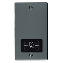 Picture of Hartland BN/BL Dual VoltaGe Shaver Socket
