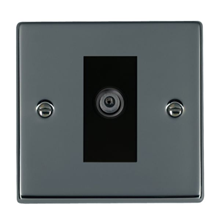 Picture of Hartland BN/BL 1 Gang FM DTV Screened Non Isolated Socket