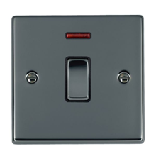 Picture of Hartland BN/BL 1 Gang 20 A Double Pole Switch