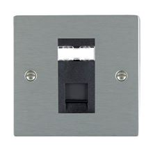 Picture of Sheer SS/BL 1 Gang RJ45 Data Outlet