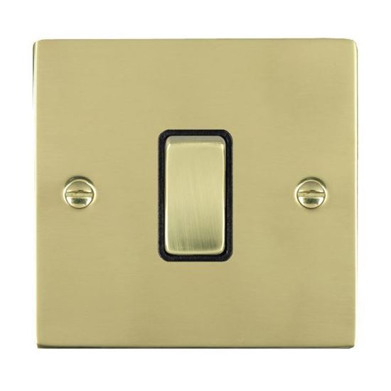 Picture of Sheer Polished Brass with Black Insert