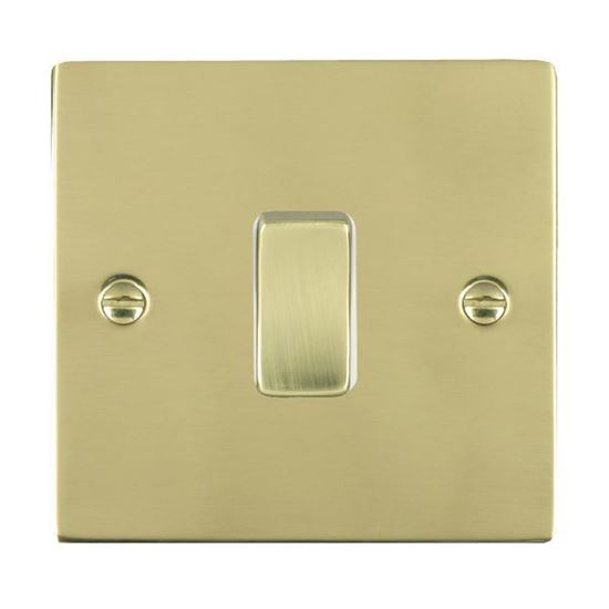 Picture of Sheer Polished Brass with White Insert