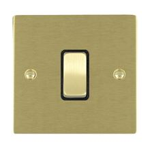 Picture of Sheer SB/BL 1 Gang 10AX PTM Retractive Rocker Switch
