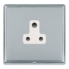 Picture of LRXBCBS 1 Gang 5A Unswitched Socket - White