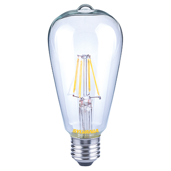 Picture of 7W-60W ToLEDo Retro ST64 Dimmable LED E27