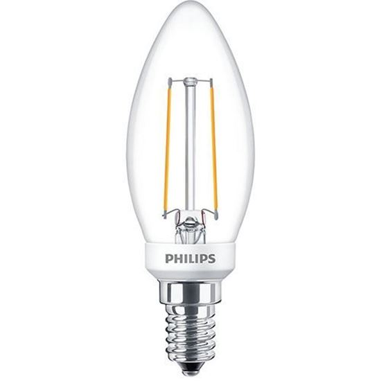 Picture of 2.7W-25W Classic Dimmable LED Candle E14