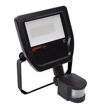 Picture of FLOODLIGHT LED 20 W 3000 K BK SENSOR