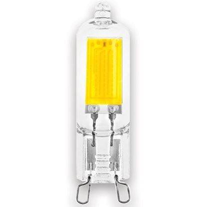 Picture of 2W-20W COB LED Glass Lamp G9