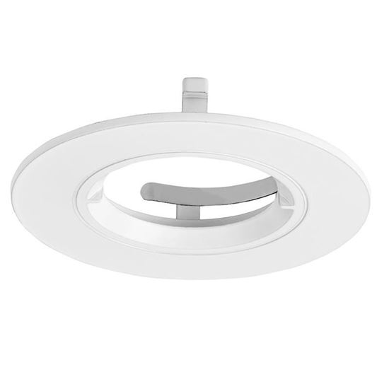 Picture of EFD™ PRO 90MM FIXED ALUMINIUM DOWNLIGHT BEZEL