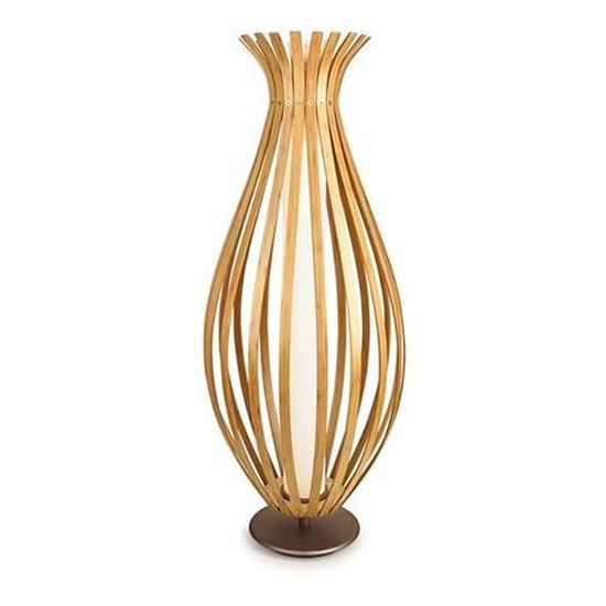 Picture of GROK BAMBOO Floor Lamp