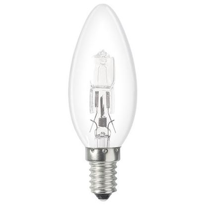 Picture of 28W Classic Eco 240V Candle E14