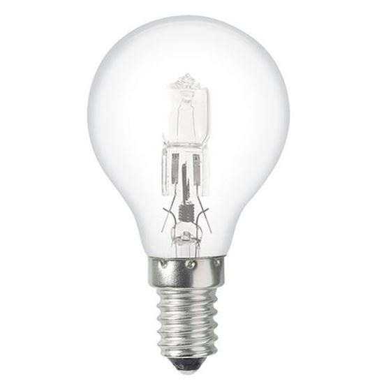 The Light Bulb Shop 28w Classic Eco Ball 240v E14