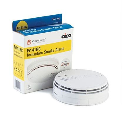 Picture of Ei141RC - Ionisation Smoke Alarm