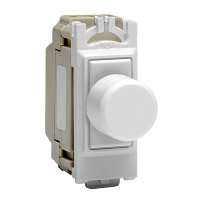 Picture of V-Pro 2 Way Push On/Off Rotary LED Dimmer 0-120W