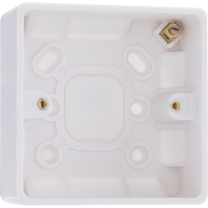 Picture of 1 Gang Surface Pattress for Socket Outlet 32mm