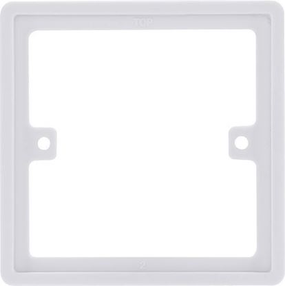Picture of 1 Gang 10mm Square Spacer