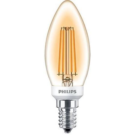 Picture for category Dimmable Candle Shaped Vintage LED Bulbs