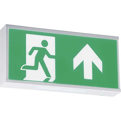 Picture of 230V IP20 Wall Mounted LED Emergency Exit Sign (maintained/ non-maintained)