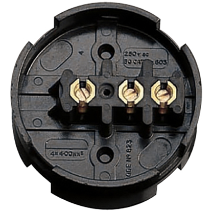 Picture of 3 Way 30 Amp Brown Junction Box
