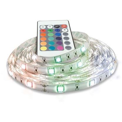 Picture of RGB Dimmable LED Flexible Strip Kit