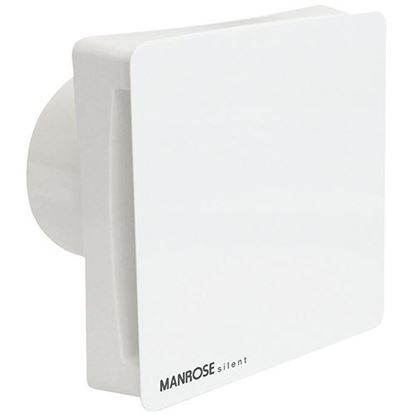 Picture of Silent Conceal 100 Adjustable Humidity Sensor & Integral Fixed Electronic Timer