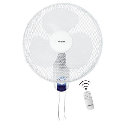 "Picture of Airmaster 16"" 60W 3 Speed Fan with Remote Control"