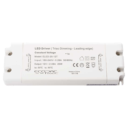 Picture of 25W 24V Triac Dimmable LED Driver