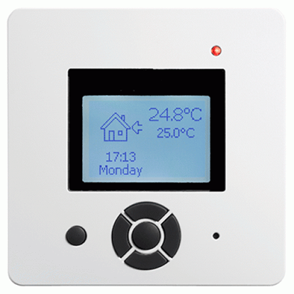 Picture of 16 Amp Programmable Digital Thermostat