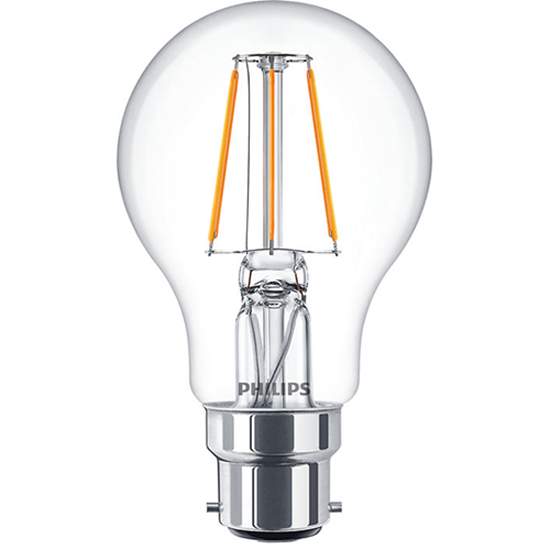 Picture of 4-40W Classic Non-Dimmable LED Bulb B22
