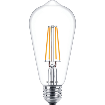 Picture of 7-60W Classic Non-Dimmable LED Bulb ST64 E27