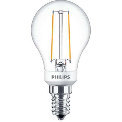 Picture of 2.7-25W Dimmable Classic LED Luster P45 E14