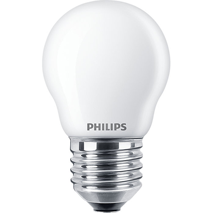 Picture of 4.3-40W Non-Dimmable Classic LED Luster P45 E27