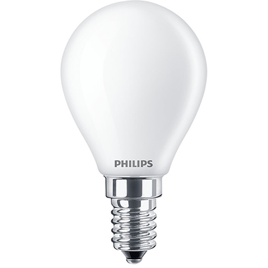 Picture of 6.5-60W Non-Dimmable Classic LED Luster P45 E14