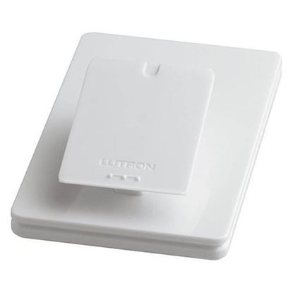Picture of Single Gang Pico Pedestal - White