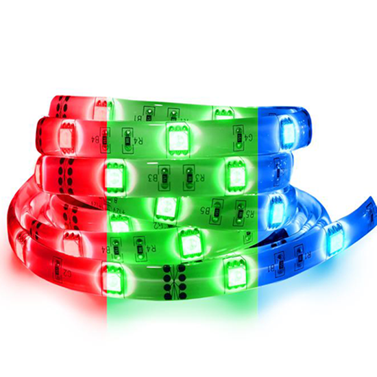 Picture of 12W/m RGBW  LED Strip 24V IP33 5m x 12mm 3000K Colour Changing