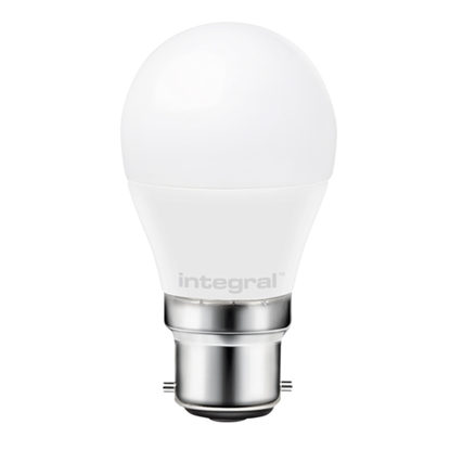 Picture of 7.5W-60W Mini Globe LED Non-Dimmable 200 Degree Lamp B22