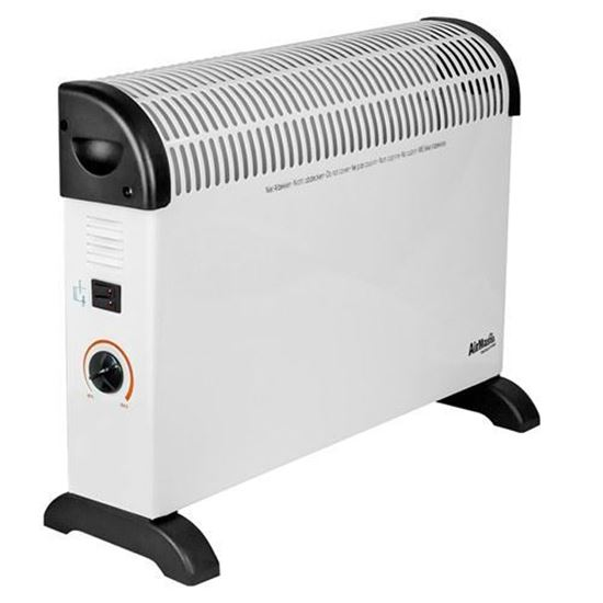 Picture of Airmaster 2KW Convector Heater Floor + Stat