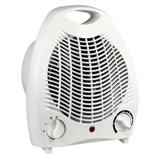 Picture of Airmaster Upright Fan Heater 2KW with Stat