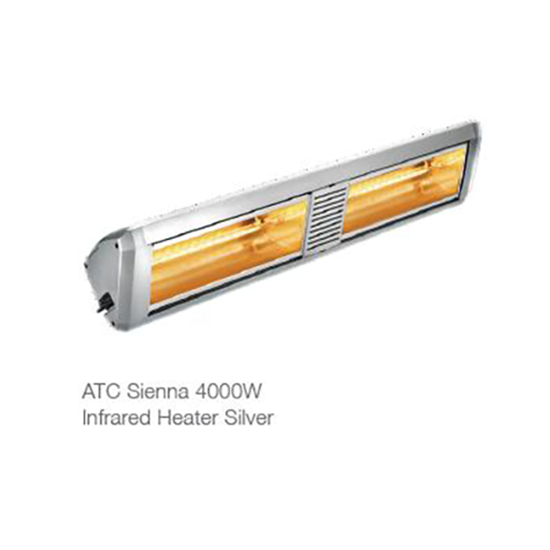 Picture of Sienna 4000W Outdoor Infrared Electric Heater IP55