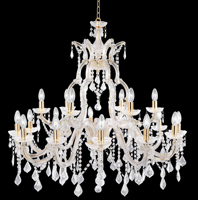Picture of Marie Therese Italian Style Crystal Chandelier
